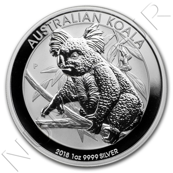 1$ AUSTRALIA 2018 - Koala