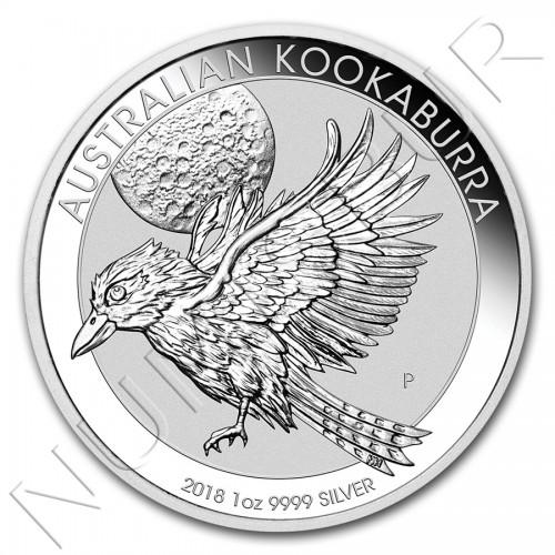 1$ AUSTRALIA 2018 - Kookaburra