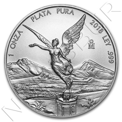 1 oz MEXICO 2018 - Liberty