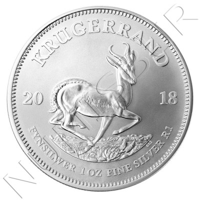 South Africa 2018 - Krugerrand BU