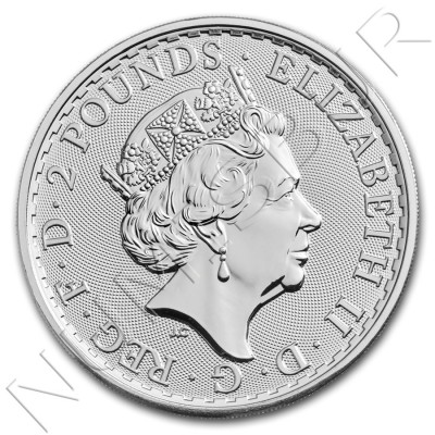 2£ GREAT BRITAIN 2018 - Britannia