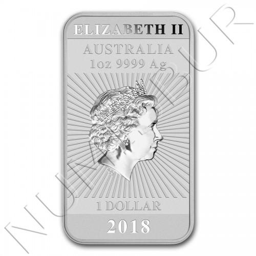 1$ AUSTRALIA 2018 - Dragon