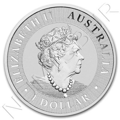 1$ AUSTRALIA 2019 - Kangaroo