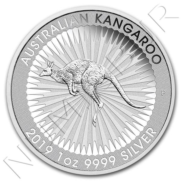 1$ AUSTRALIA 2019 - Canguro
