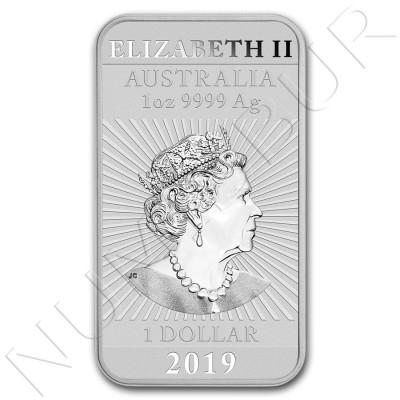 1$ AUSTRALIA 2019 - Dragon