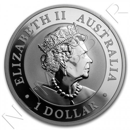 1$ AUSTRALIA 2019 - Kookaburra