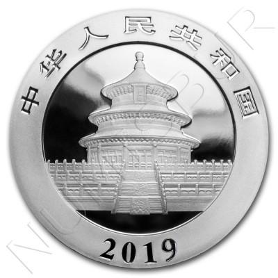 10 yuan CHINA 2019 - Panda
