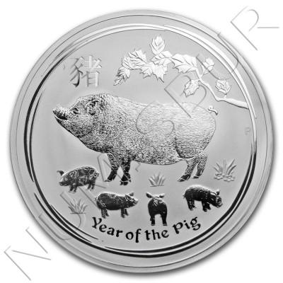 30$ AUSTRALIA 2018 - Year of PIG Calendar lunar II