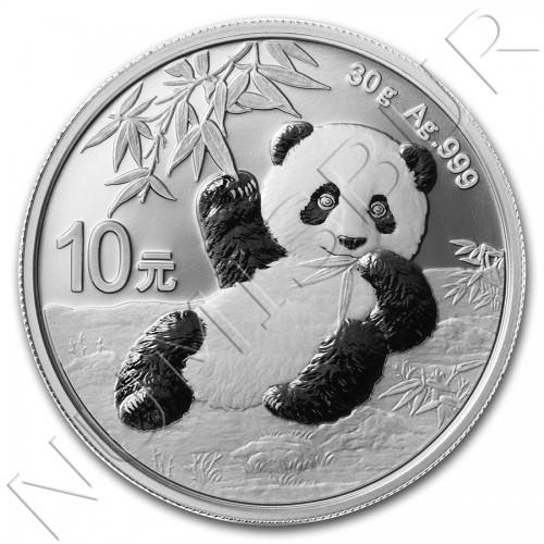 10 yuan CHINA 2020 - Panda