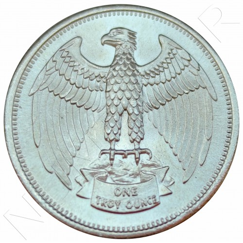 1 oz fine silver - Silver trade Unit